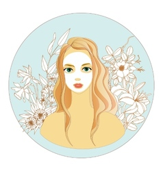 make your own organic cosmetic vector image