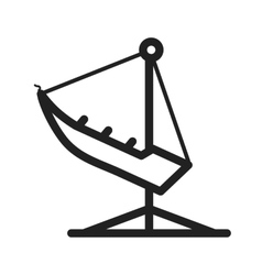 Boat swing vector