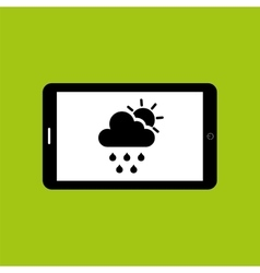 Climate cloud weather nature vector