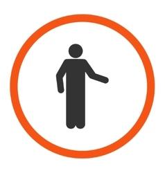 Invitation icon vector