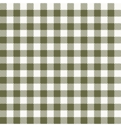 Seamless texture of retro color plaid vector