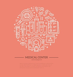Medical research vector