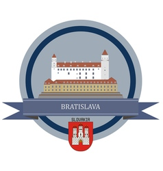 Bratislava vector