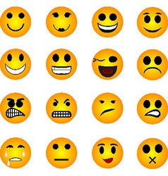 Smileys vector