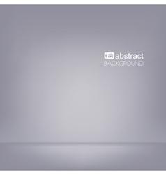 Background dark gray empty room mock up vector
