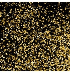 Gold black vector