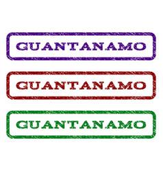 Guantanamo watermark stamp vector