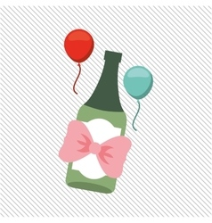 party celebration design vector image