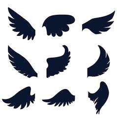 Angel design vector image