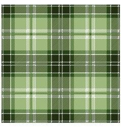 Green Seamless Pattern Design vector image