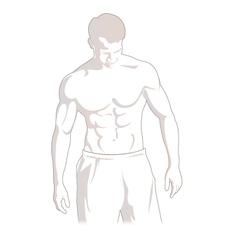 Male vector