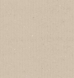Cardboard texture backround vector image