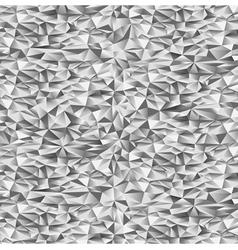 crumpled vector image