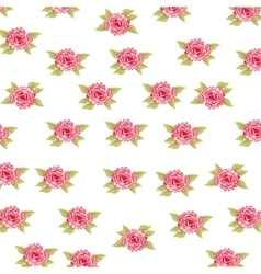 Flower floral nature pattern icon vector