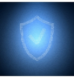 Concept Security vector image