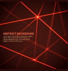 abstract technology background with vector image vector image