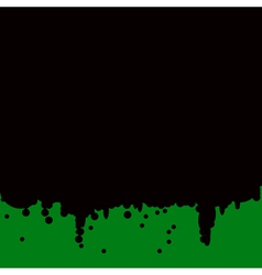 oil background vector image