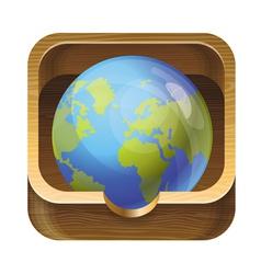 app icon vector image vector image