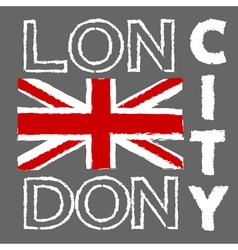 London City design vector image