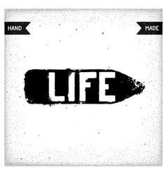 Life signpost vector