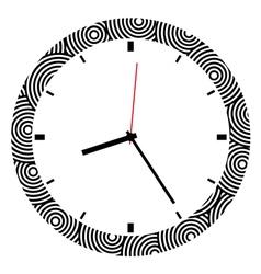 Clock2 vector image vector image