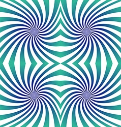 Green blue seamless swirl background vector