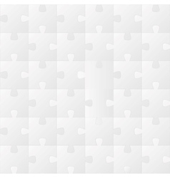 Seamless puzzle texture vector