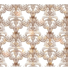 Seamless vintage pattern  eps vector