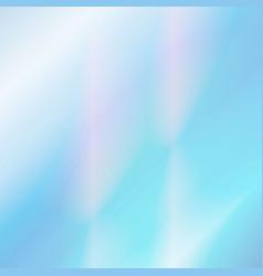 gentle blue glowing background vector image vector image