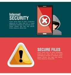 Infographic security checkmark design vector