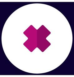 Rejected computer symbol vector