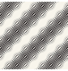 dotted stripes vector image