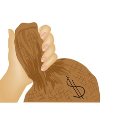 Holding money vector