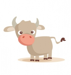 cattle vector image