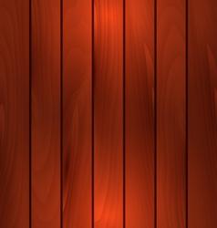Dark wooden texture plank background with light - vector