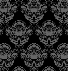 Rococo background vector