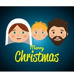 Merry christmas cartoons vector