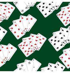 Card seamless vector
