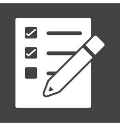 Filling ballot paper vector