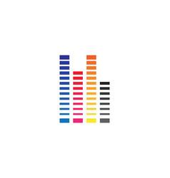 Sound logo vector
