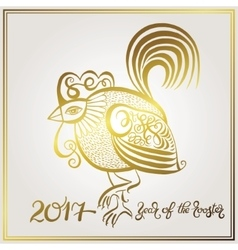 Original design for new year celebration chinese vector