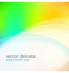 Business brochure background vector