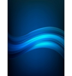 blue concept abstract background eps 8 vector image