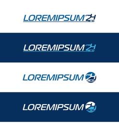 Logo convenience store vector image