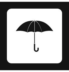 Umbrella icon simple style vector image vector image