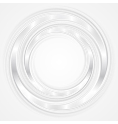 Elegant abstract rings vector image