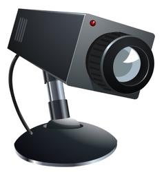 CCTV vector image