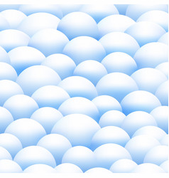 seamless texture of clouds vector image