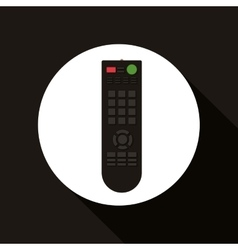 Control remote design vector
