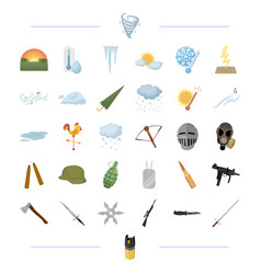 Competition sport war and other web icon in vector